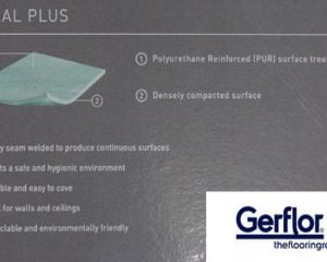 Gerflor Mural Plus wall covering