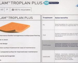 Gerflor mipolam tropan plus