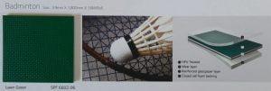 LG REXCOURT - Badminton