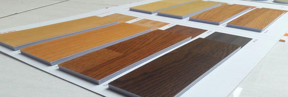 LG REXCOURT - wood vinyl