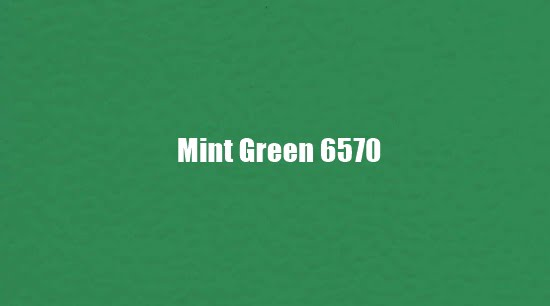 Mint Green 6570