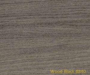 Wood Black 8840